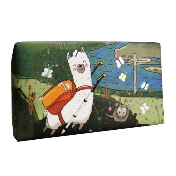 Mythical & Wonderful Animals Alpaca Soap Bar