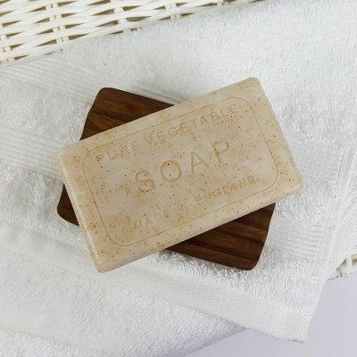 Gardeners Exfoliating Soap Unwrapped