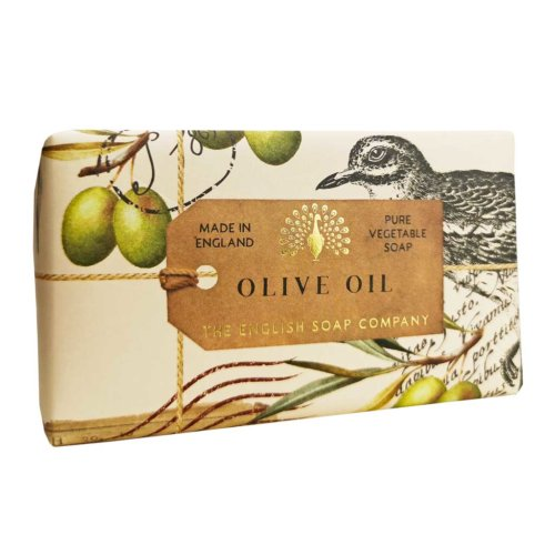 Olive Oil anniversary soap bar
