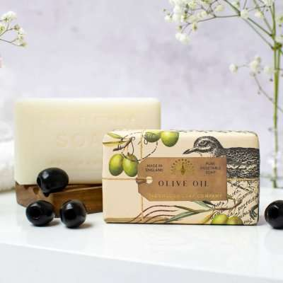 Anniversary Olive Oil Soap Bar