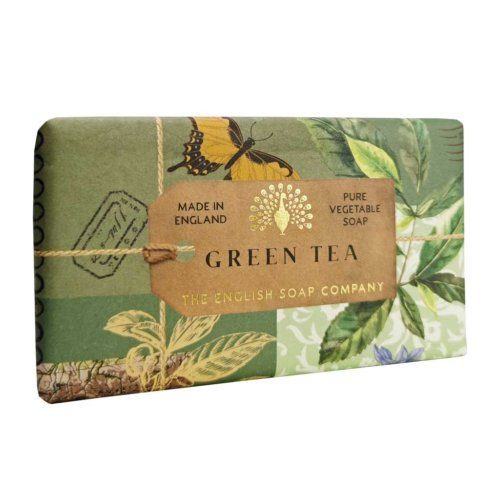 Green Tea Anniversary Soap Bar