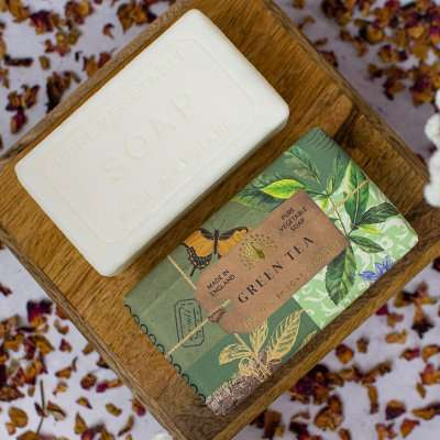 Anniversary Green Tea Soap Bar