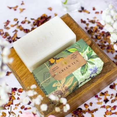 Anniversary Green Tea Soap Bar
