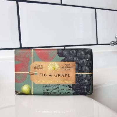 Anniversary Fig and Grape Soap Bar