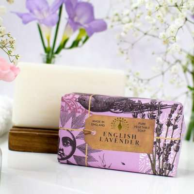 Anniversary English Lavender Soap Bar