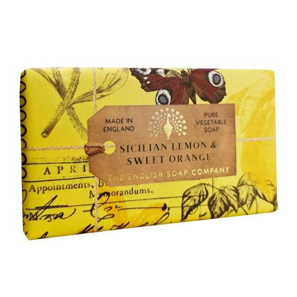 Anniversary Sicilian Lemon and Sweet Orange soap Bar