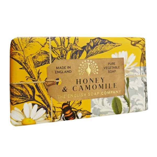 Anniversary Honey and Camomile soap