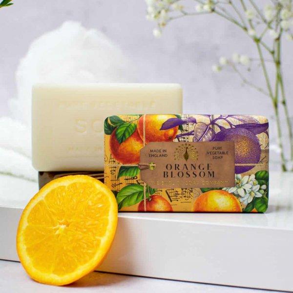Anniversary Orange Blossom Soap Bar