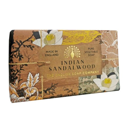 Indian Sandalwood Anniversary Soap Bar