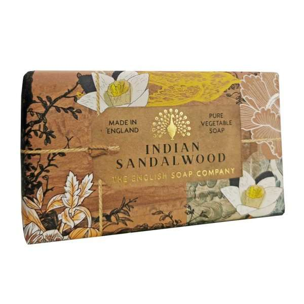 Anniversary Indian Sandalwood soap