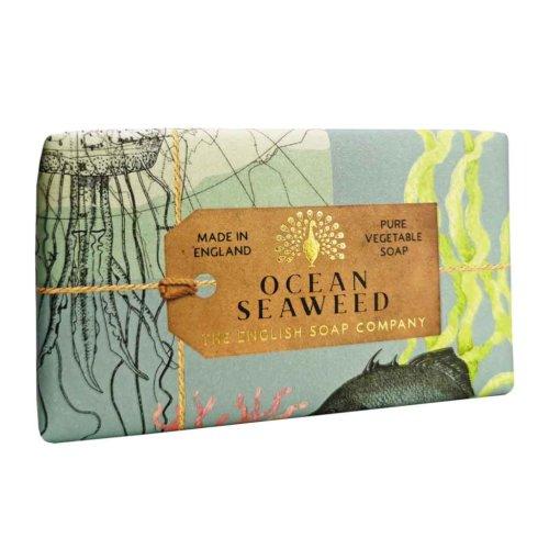 Ocean Seaweed Anniversary Soap Bar