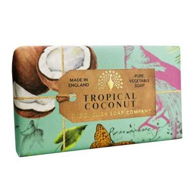 Anniversary Tropical Coconut soap bar