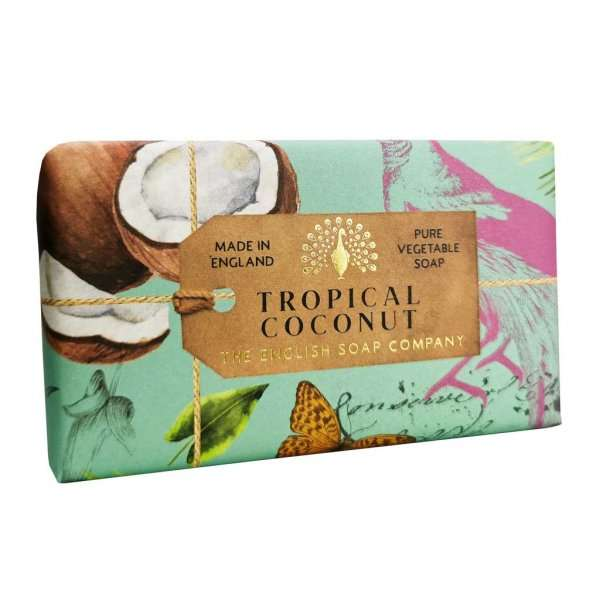 Anniversary Tropical Coconut soap bar