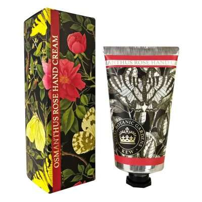Kew Gardens Osmanthus Rose hand cream