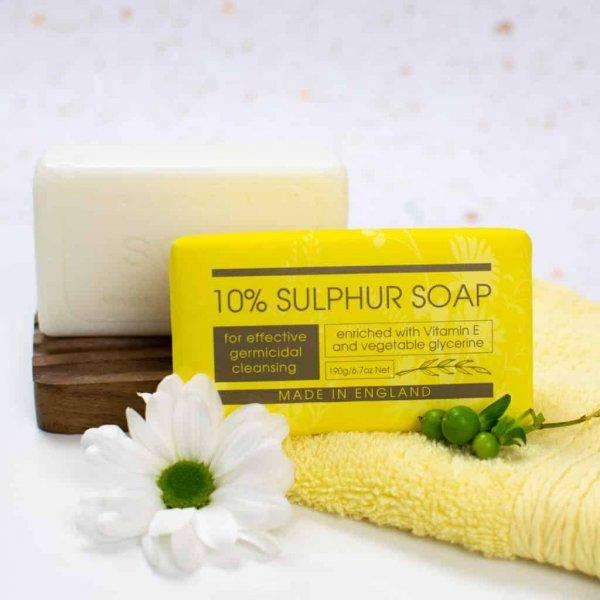 Personal Take Care 10% Sulphur Soap