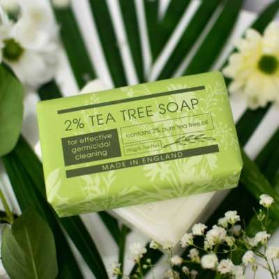 Personal Take Care 2% Tea Tree Soap Bar