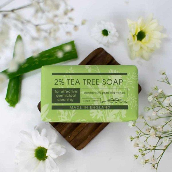 Personal Take Care 2% Tea Tree Soap Bar