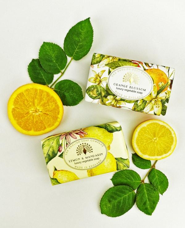 Vintage Range Lemon Mandarin orange blossom 2