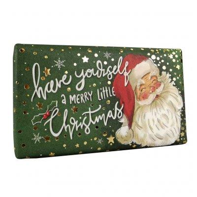 Santa Christmas Soap