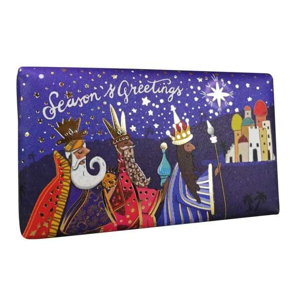 Three Kings Christmas Soap
