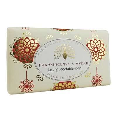 Frankincense and Myrrh Christmas Soap