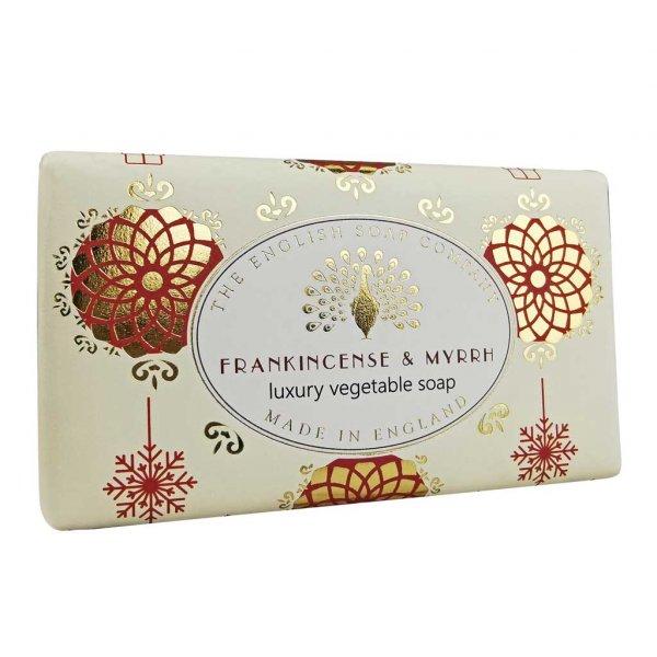 Frankincense and Myrrh Soap
