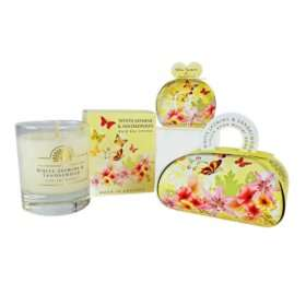 Small Gift Soap and Candle Set