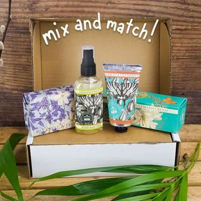 Kew Gardens Hand Care Set Small Choose Your Own