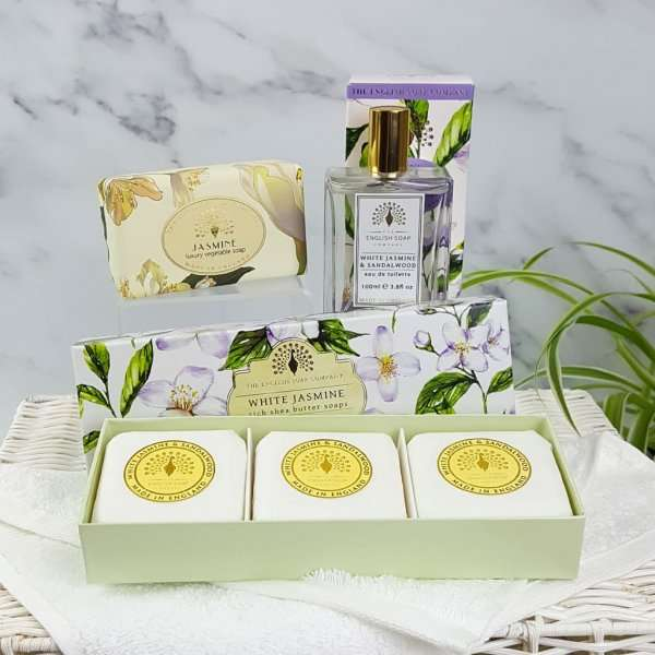 Choose Your Own Bath and Body Set White Jasmine