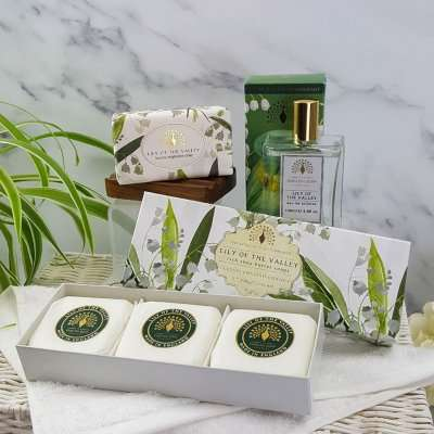 Choose Your Own Bath and Body Set Lily of The Valley