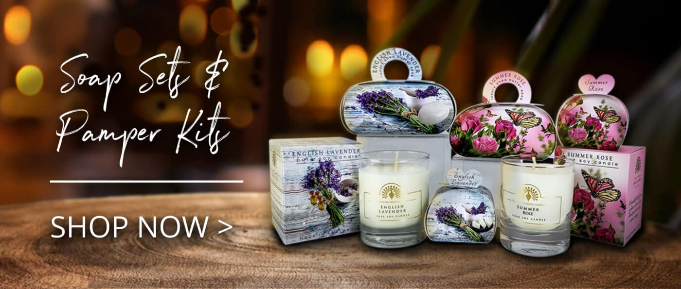 The English Soap Company Sets Mobile Banner