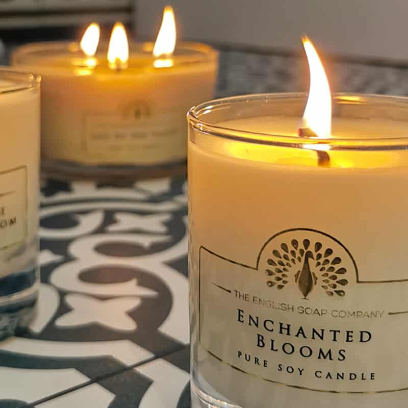 Soy Wax Candles Collection Image