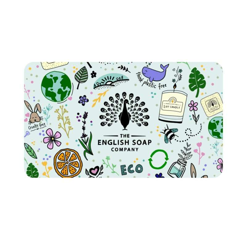 The English Soap Company Online Gift Card