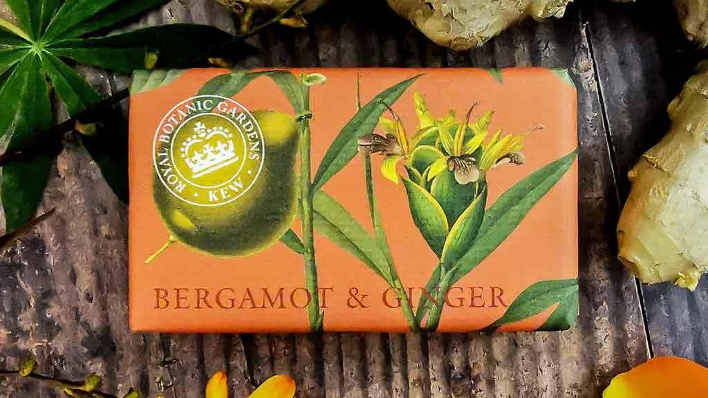 Kew B and G Soap