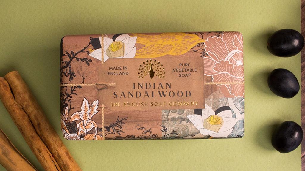 Indian Sandalwood Soap