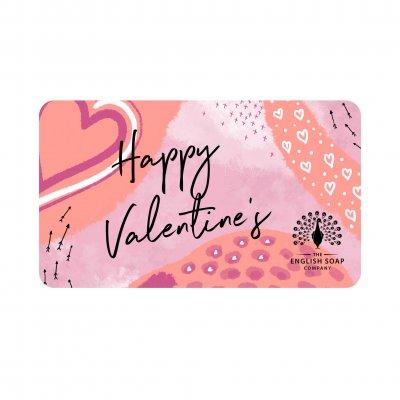 Happy Valentine's Gift Card