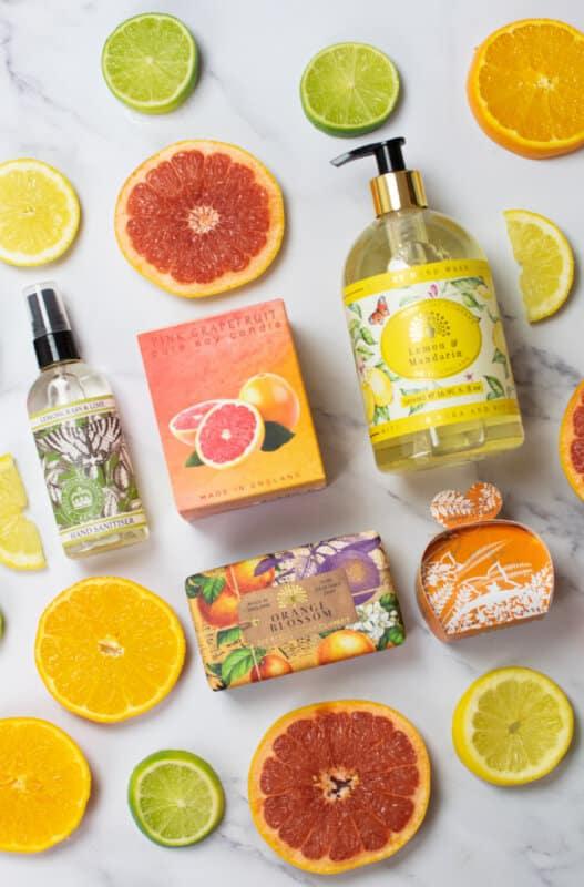 Citrus Fragrance Collection
