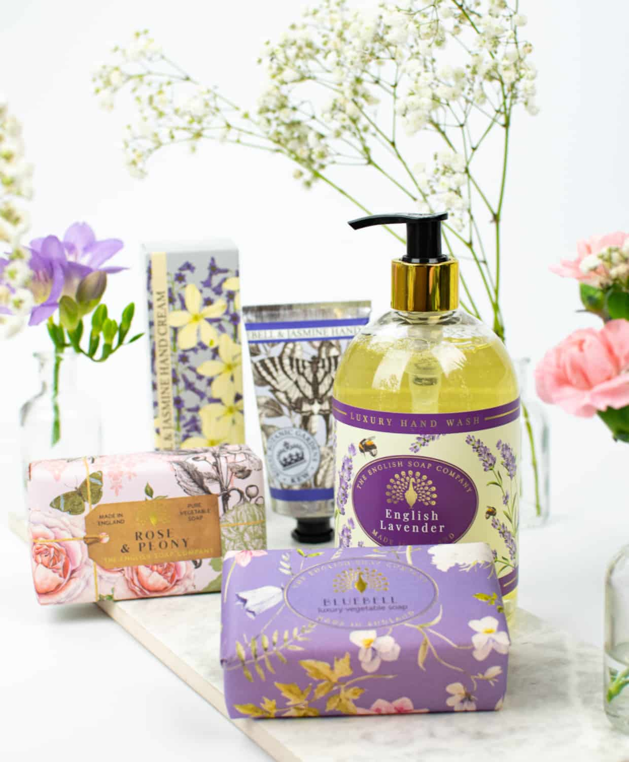 Floral Fragrance Collection