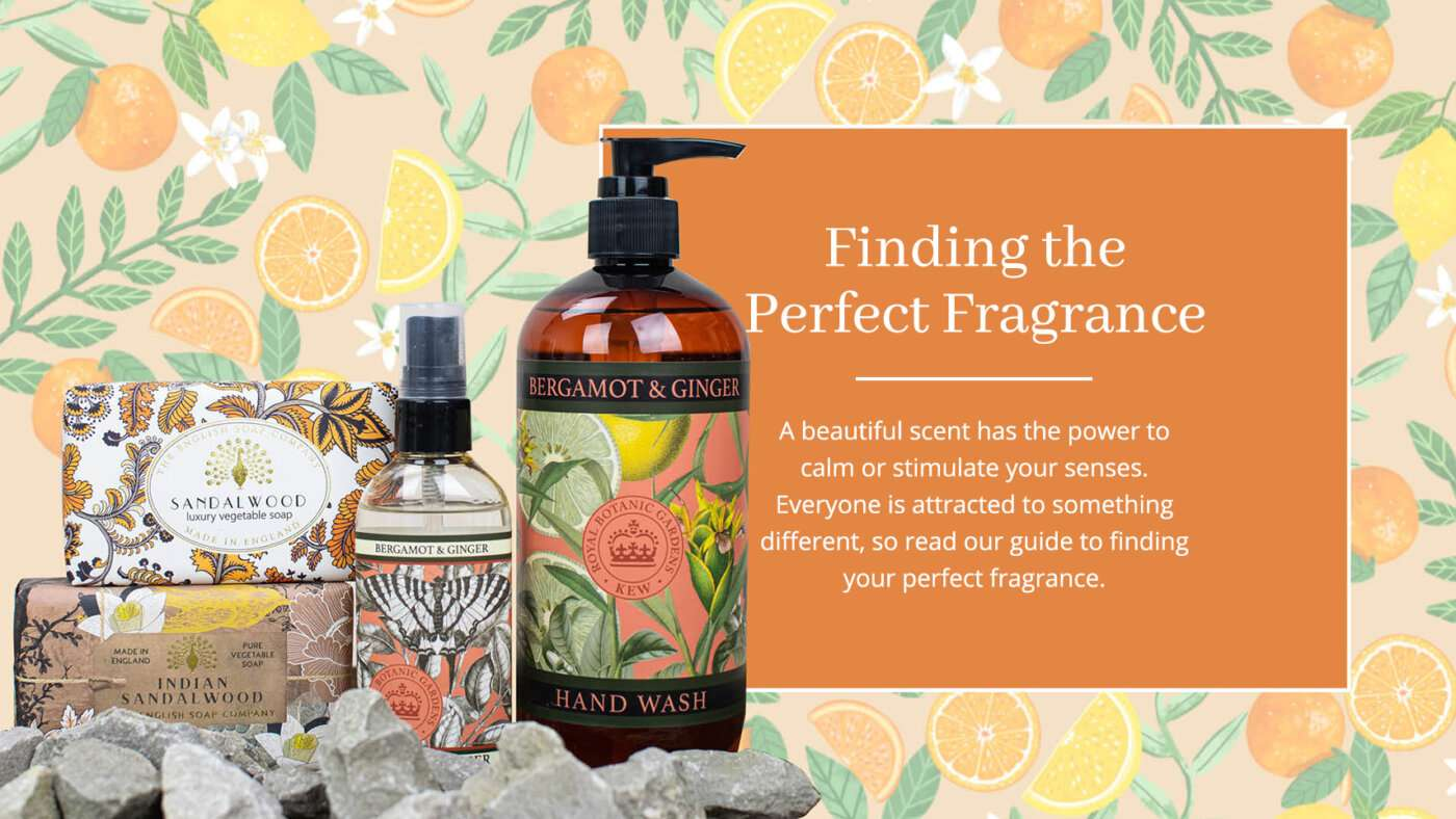 Finding the Perfect Fragrance