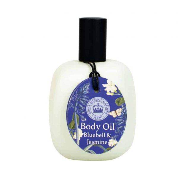 Kew Gardens Bluebell and Jasmine Body Oil