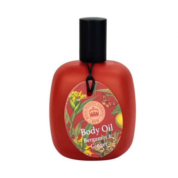 Kew Bergamot and Ginger Body Oil