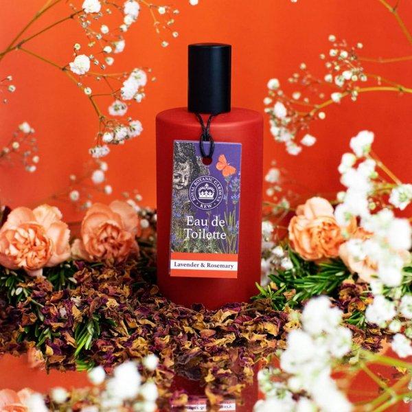 Kew Gardens Lavender and Rosemary Eau de Toilette