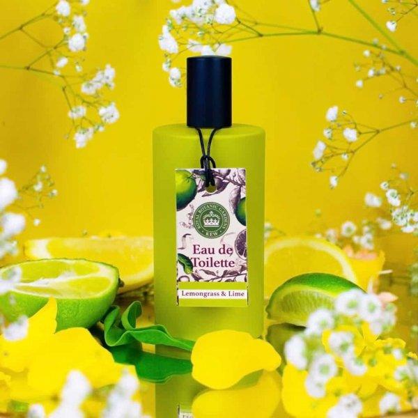 Kew Gardens Lemongrass and Lime Eau de Toilette