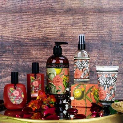 Kew Bergamot and Ginger Fragrance