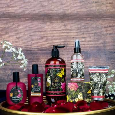 Osmanthus Rose Collection