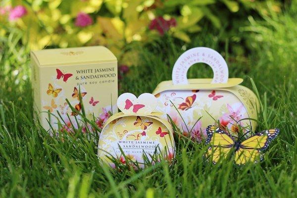 White Jasmine & Sandalwood Gift Boxed