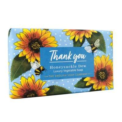 Honeysuckle Dew Thank You Soap