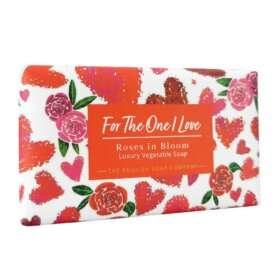 Roses in Bloom for the One I Love Soap