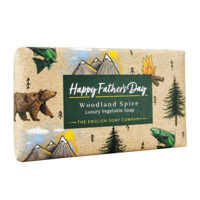 Woodland Spice Father's Day Soap