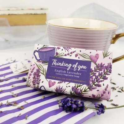 English Lavender Thinking of You Soap